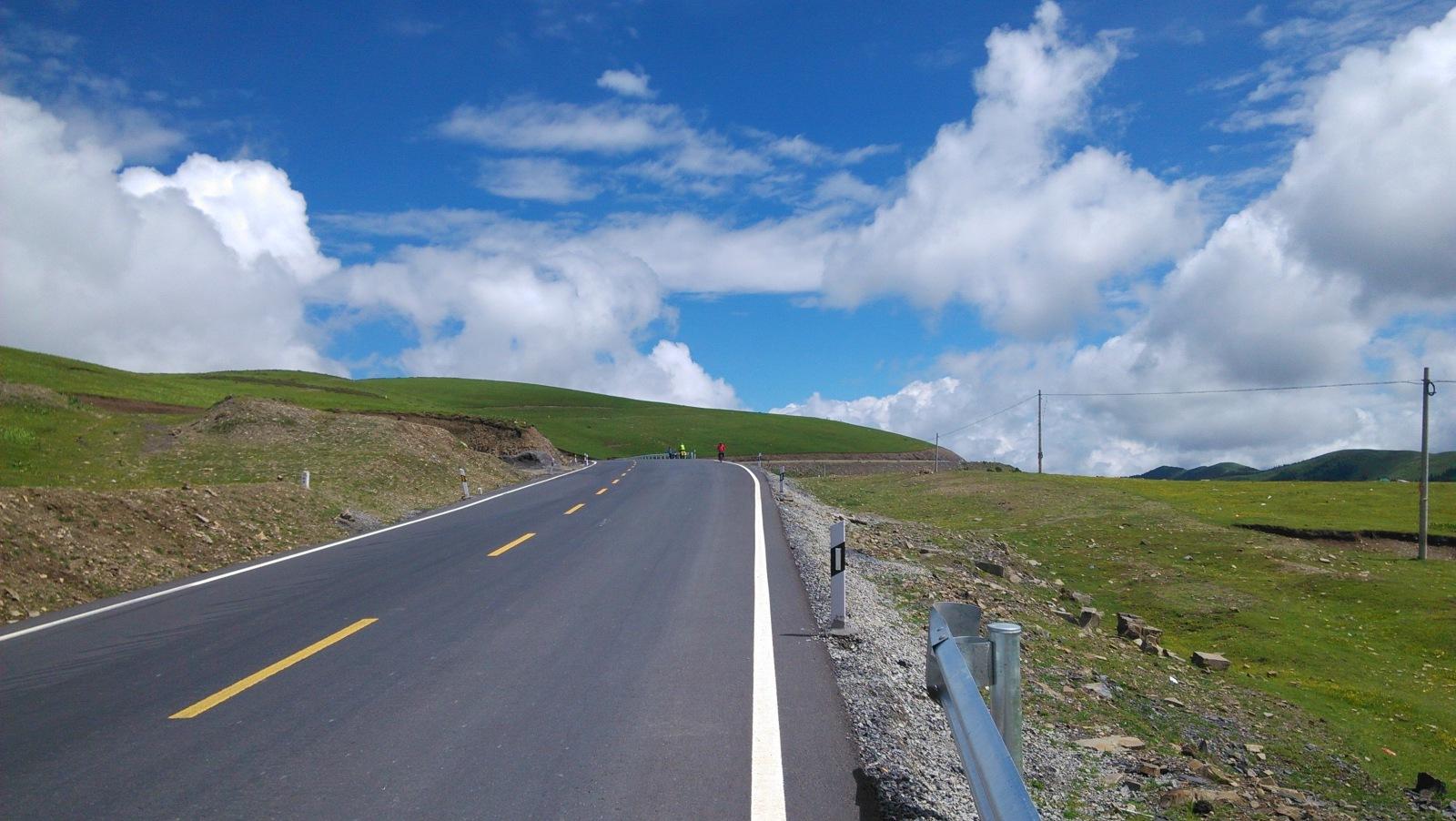 美丽的公路,咱用轮子丈量:)