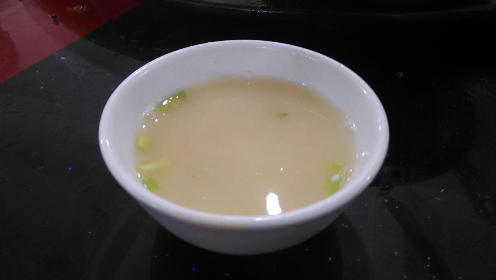 这汤之浓,一定很好喝